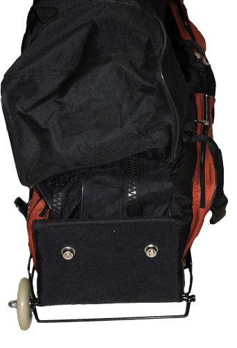 Coach / Club Double Wheeled Bag