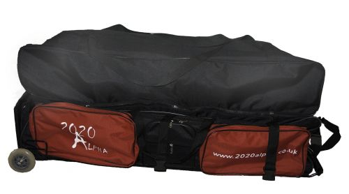 Coach / Club Double Wheeled Bag