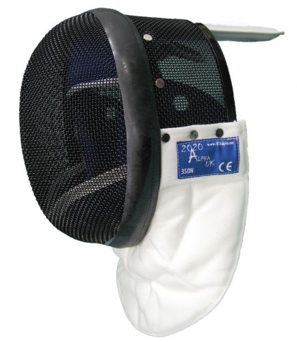 2020 Alpha Epee fencing Mask 350N (or Steam non-electric Foil / Sabre)